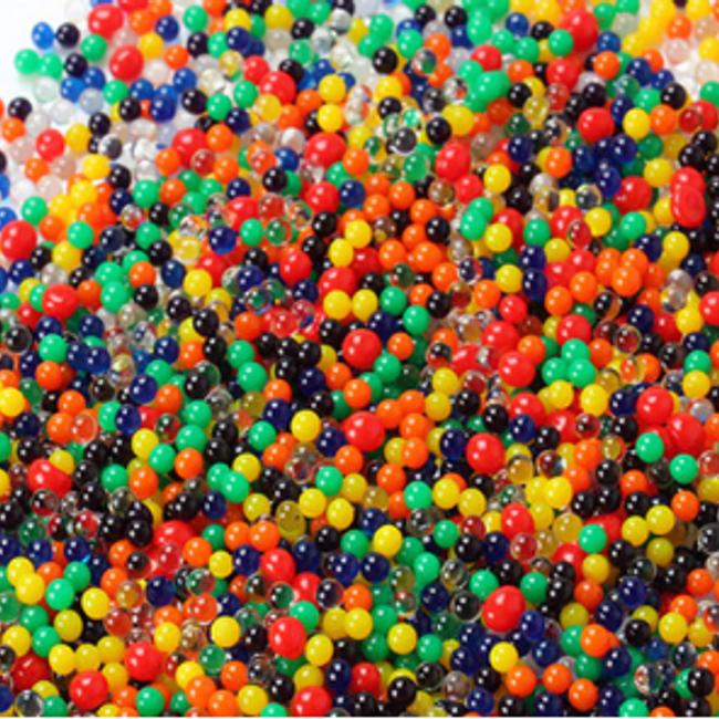 Hidrogelične kroglice - 10.000 kosov 1