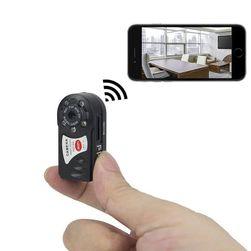 Mini rejtett kamera Wifi támogatással