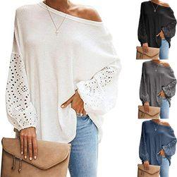 Ženska majica dugih rukava BR_CZFZ00507