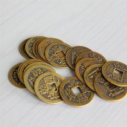 Kineski srećni novčić - 10 komada
