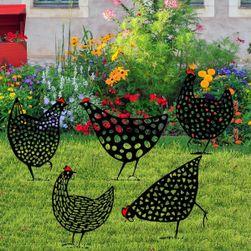Dekoracije za vrt Chicken