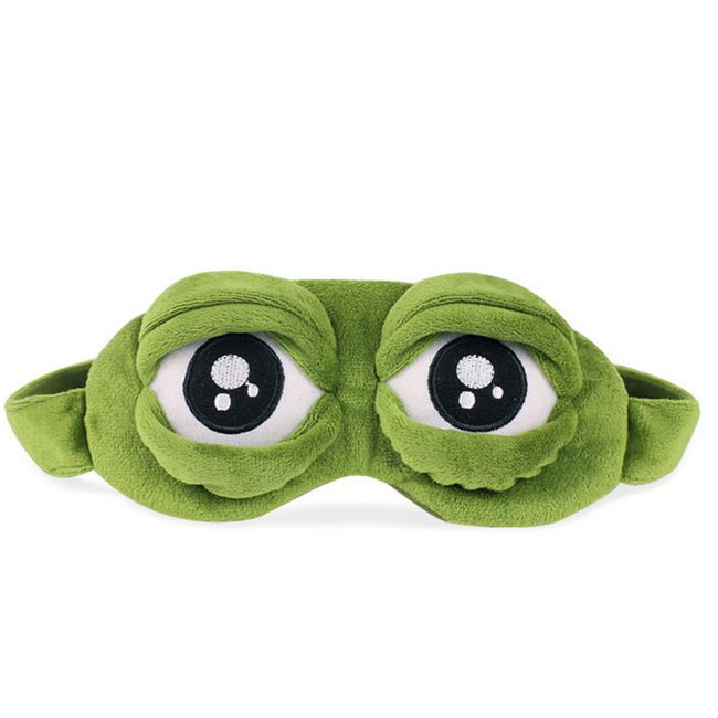 Trak za spanje - žabje oči 1