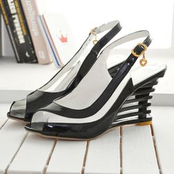 Bayan platformlu sandalet Sharona