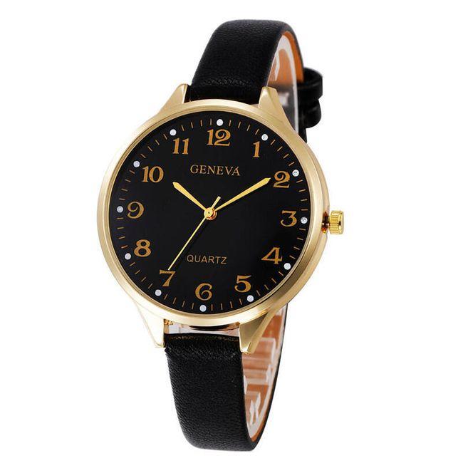 Ženski sat sa uskim kaišem - 7 varijanti 1
