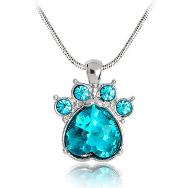 Ženska ogrlica JW55 1