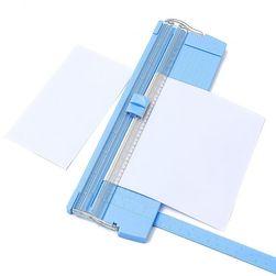 Řezačka na papír - modrá