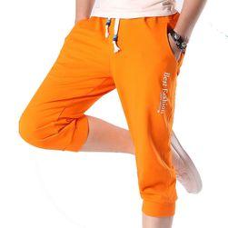 Męskie spodnie dresowe w różnych kolorach