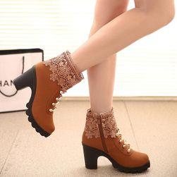 Pantofi cu toc de damă Mari