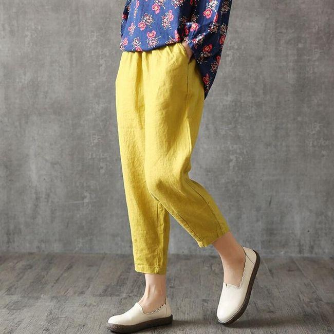 Dámské kalhoty Sirello 1