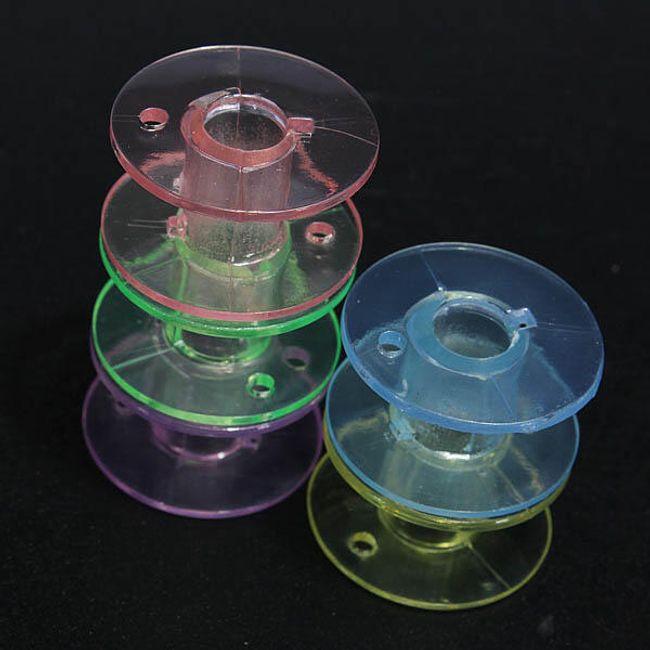 Set plastičnih držača za niti 1