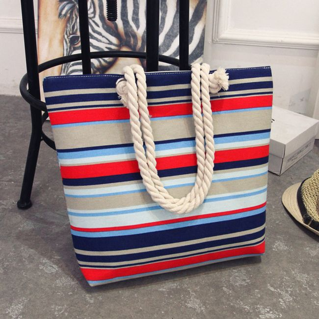 Vászon táska mintával - 11 változatok