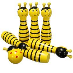 Set dečijih čunjeva i kugli