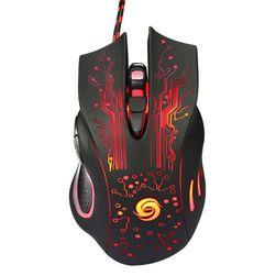 Mouse cu lumina pentru gameri - 3200DPI