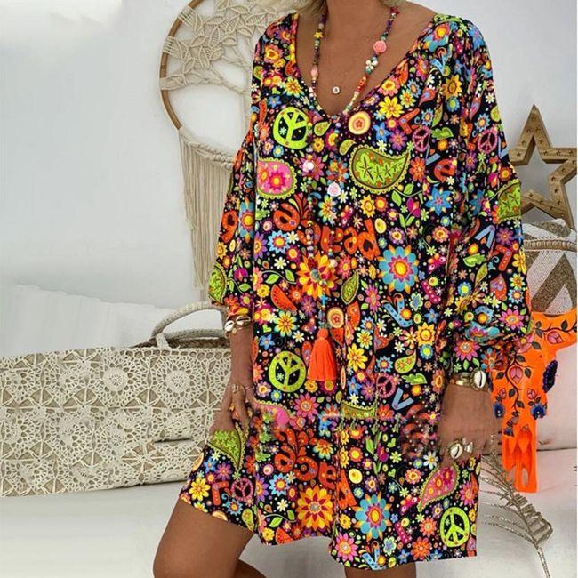 Ženska obleka Lorta 1