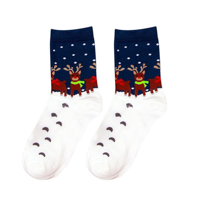 Unisex ponožky Mallory 1