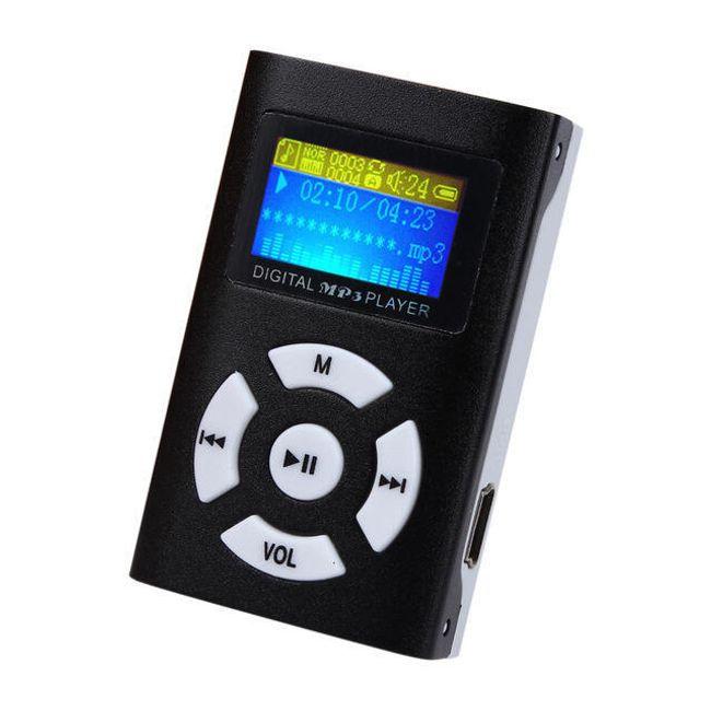 MP3 Player z LCD prikazovalnikom 1