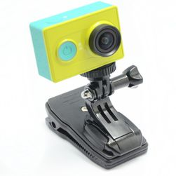 Tartó GoPro kamerához klipszel
