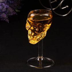 Чашка за вино - череп