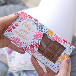 Mléčná čokoláda - Děkuji, paní učitelko! SR_1048079