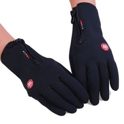Zimske biciklističke rukavice
