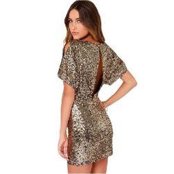 Damska mini sukienka TF2831
