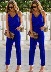 Női nadrágos overál Zola - 3 szín
