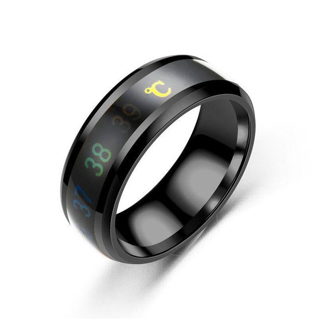 Prsten koji meri temperaturu tela JW72 1