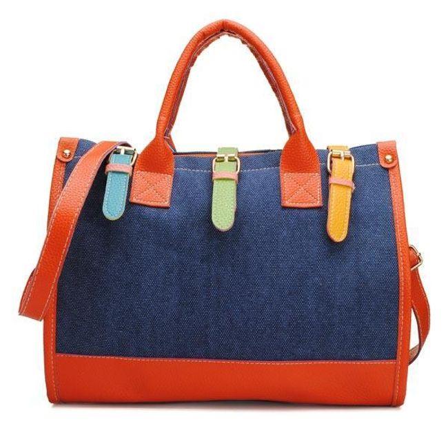 Современная винтажная сумочка - два цвета 1
