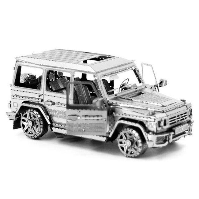 3D kovové puzzle Marv 1