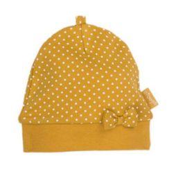 Dojčenská bavlnená čiapočka RW_46056