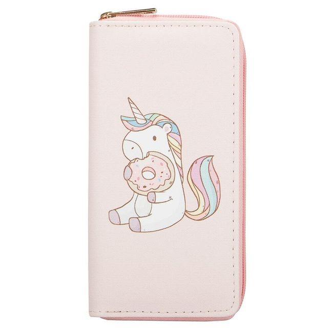 Ženski novčanik Unicorn 1