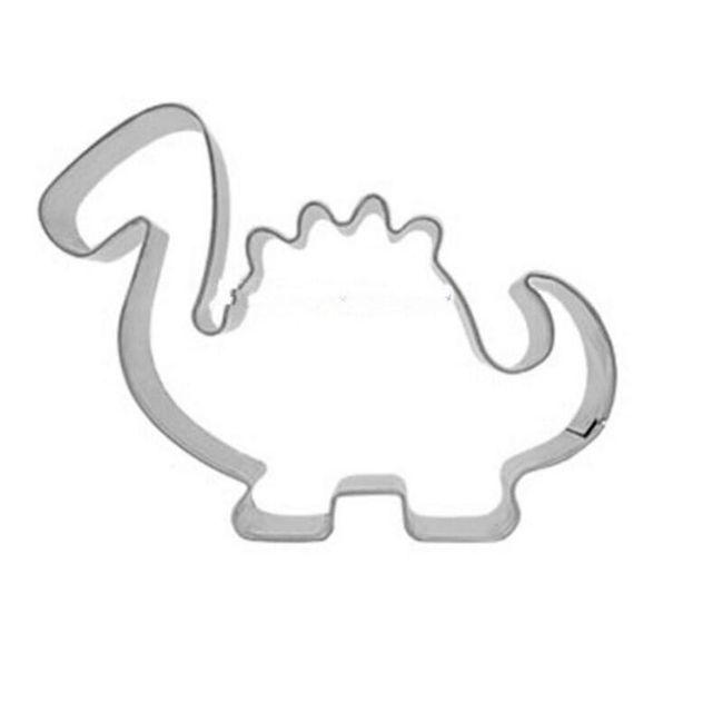 Vykrajovátko v podobě dinosaura 1