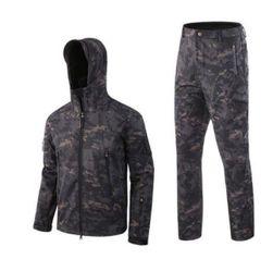 Унисекс куртка с брюками OKL4 - Размер 4