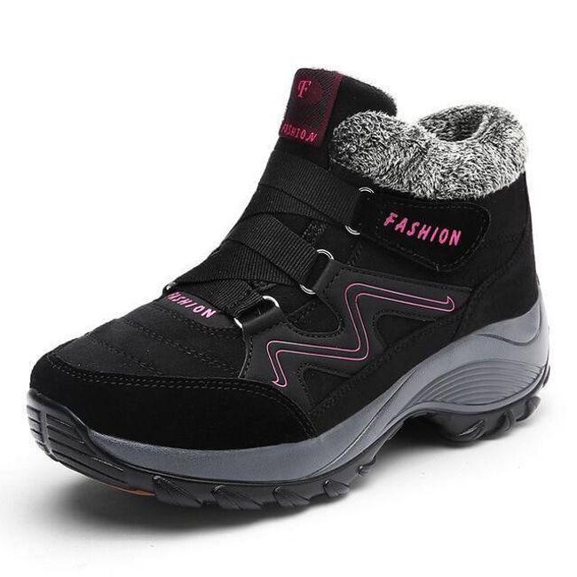 Dámské zimní boty Delaney 1
