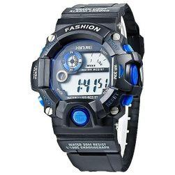 Стилен мултифункционален часовник за мъже
