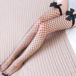 Ženske mrežaste najlon čarape TF1398