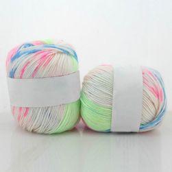 Pletací příze - 7 barev