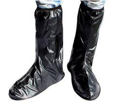 Nepromokavé návleky na boty -  tři velikosti, 2 barvy