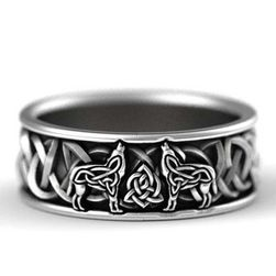 Moški prstan Nordic