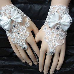 Svatební rukavice B015976