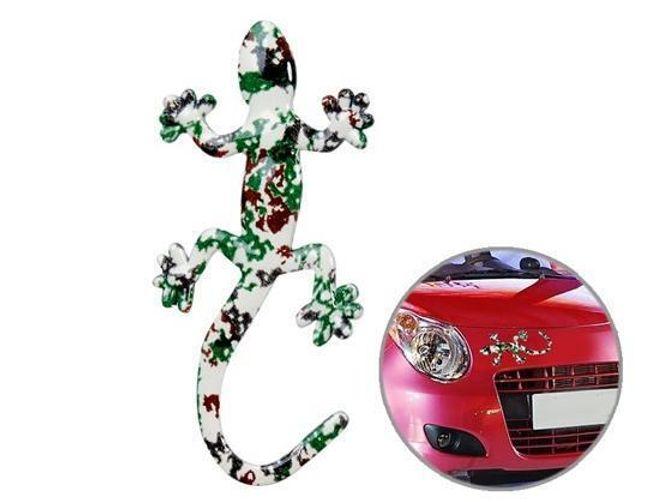 Samolepka na auto ještěrka 1