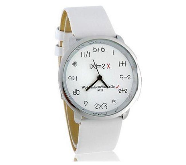 Náramkové hodinky na ruku pro matematiky - 3 barvy 1