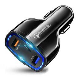Автомобильное зарядное устройство QG01