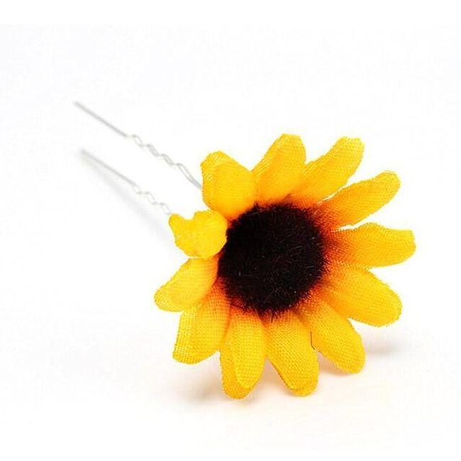 Virág a hajba Melisa 1
