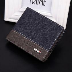 Męski portfel w eleganckim stylu