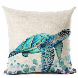 Jastučnica sa motivom kornjače - 16 varijanti
