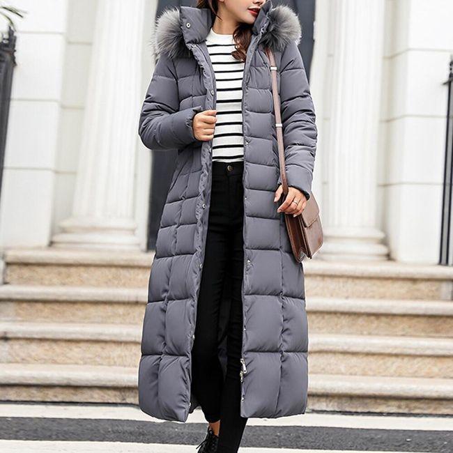 Ženski kaput Mirjam 1