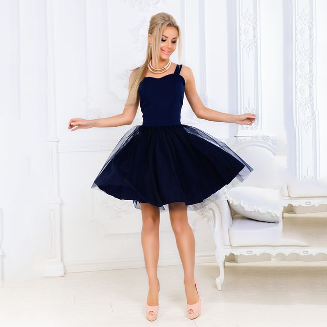 Elegantna letnja haljina - 3 boje 1
