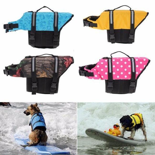 Спасательный жилет для собаки 1