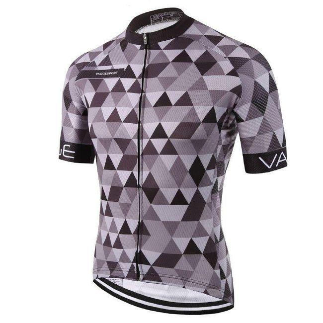 Pánský cyklistický dres SJ014 1